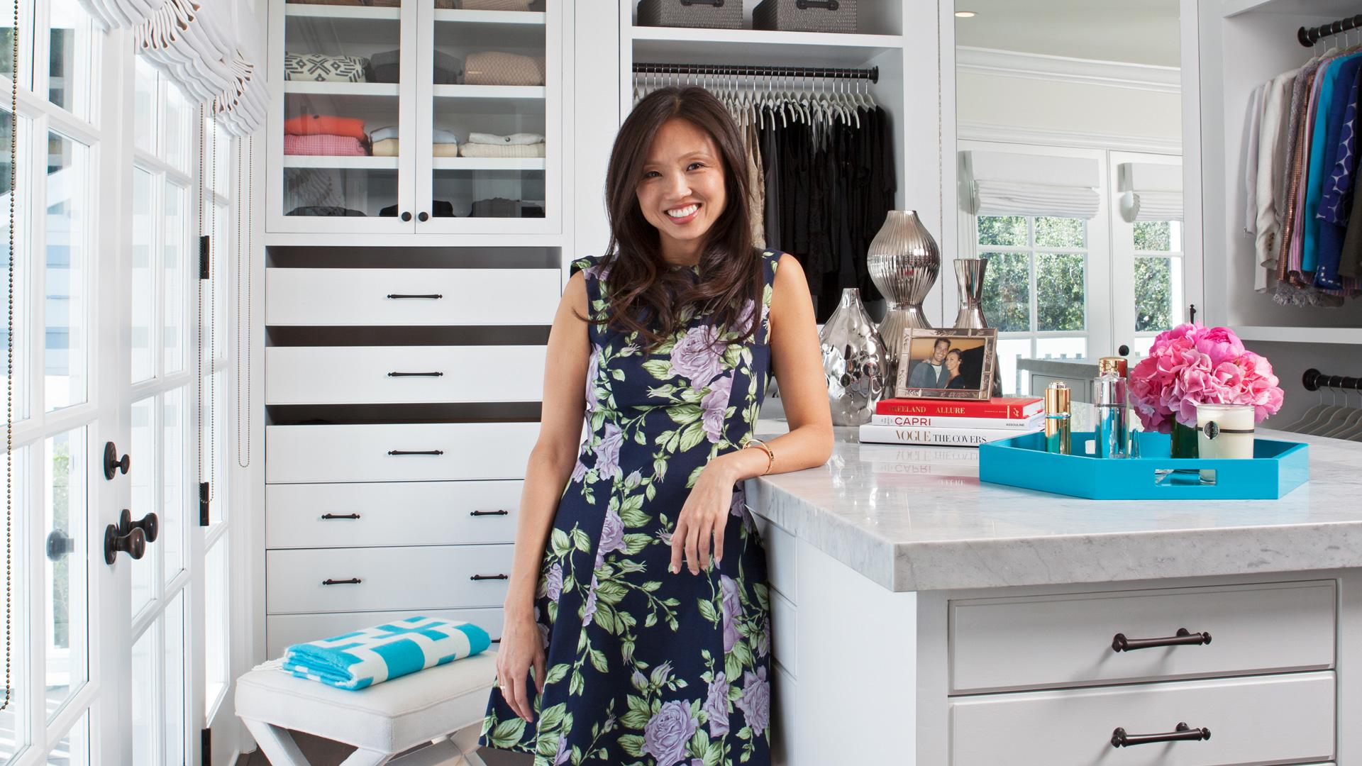 Your give closet a celebrity makeover