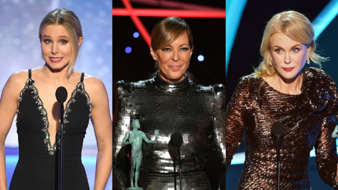 Best Excerpts From the SAG Awards