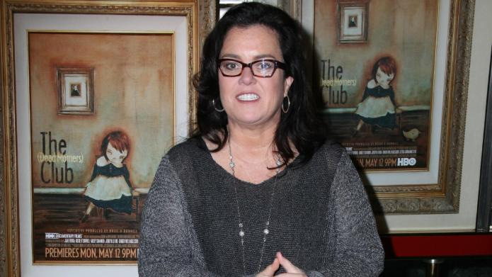 Rosie O'Donnell is back on The
