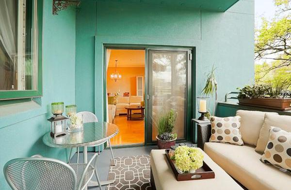 How to decorate your patio, porch