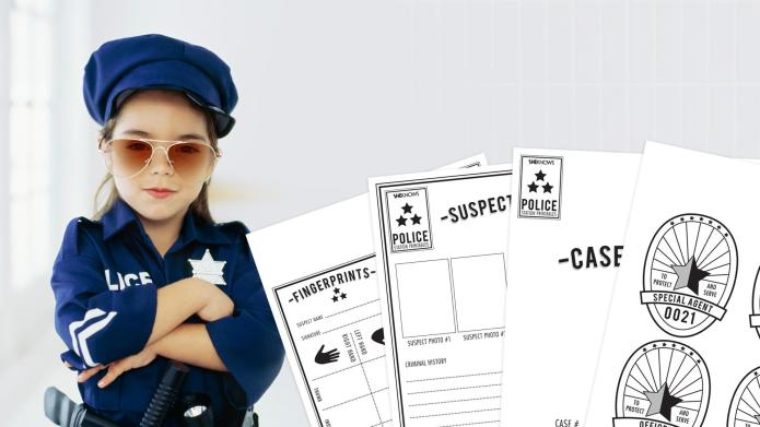 Teach kids about criminal justice with