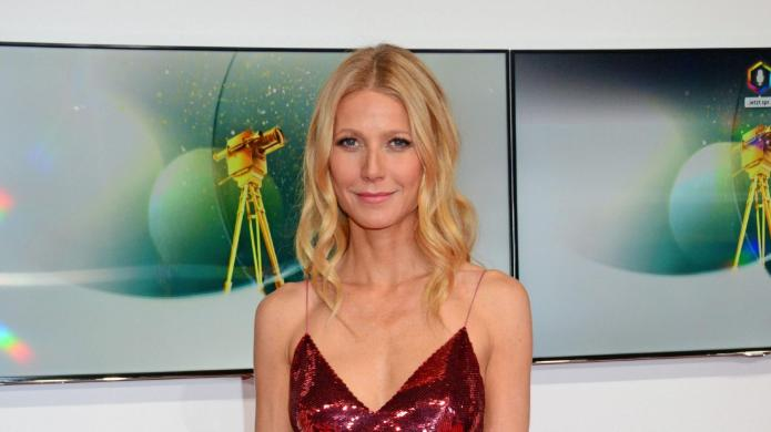 Gwyneth Paltrow explains how water has