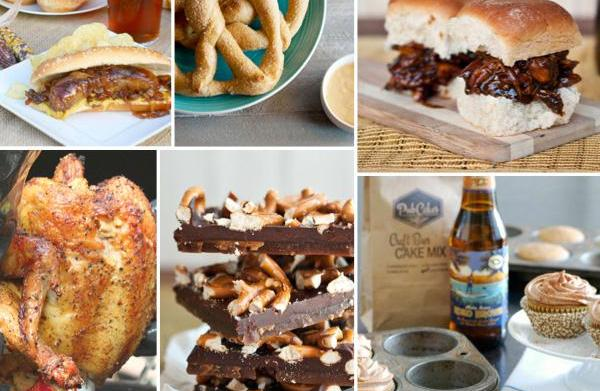 15 Beer-infused recipes for Oktoberfest