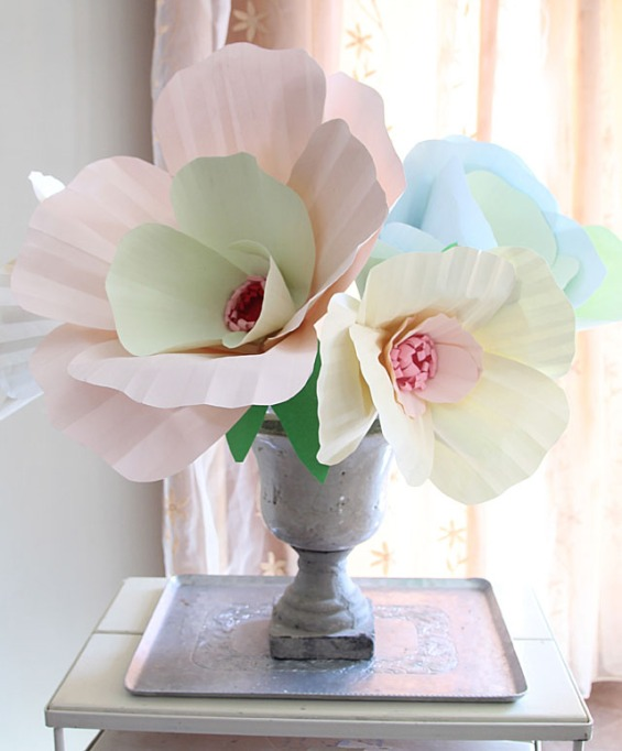25 DIY Paper Flowers so Gorgeous You Won't Believe They Aren't Real