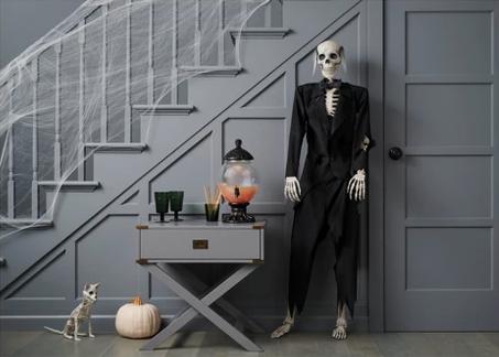 skeleton clothes