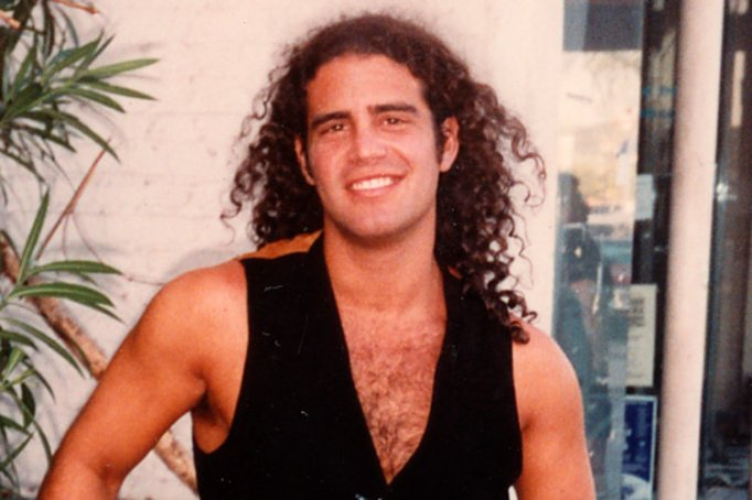 andy cohen throwback