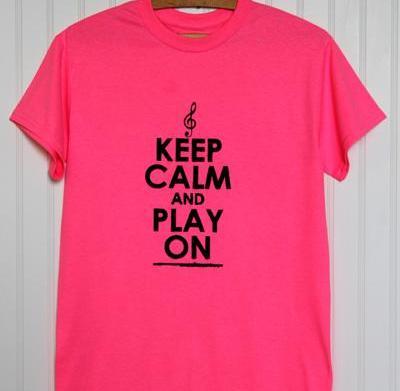 DIY slogan T-shirts