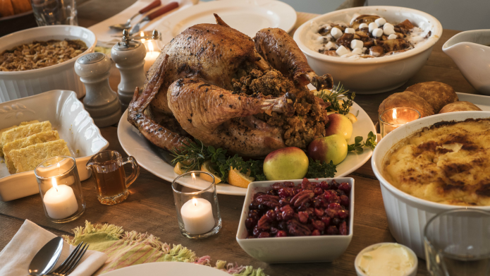 Paleo Thanksgiving Sides That Will Totally