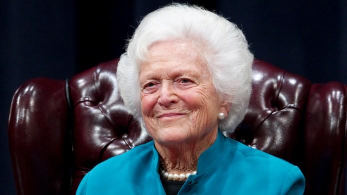 Barbara Bush Has Died at 92