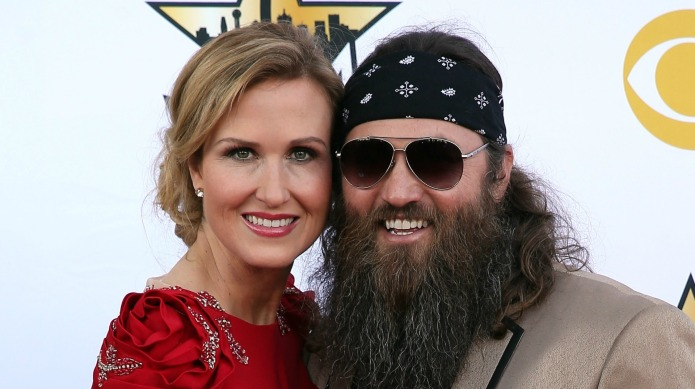 Willie Robertson basically degraded his wife