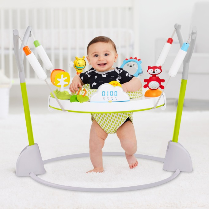Best baby and kids products from the ABC Kids Expo 2017: Skip Hop Jumpscape Fold-Away Jumper