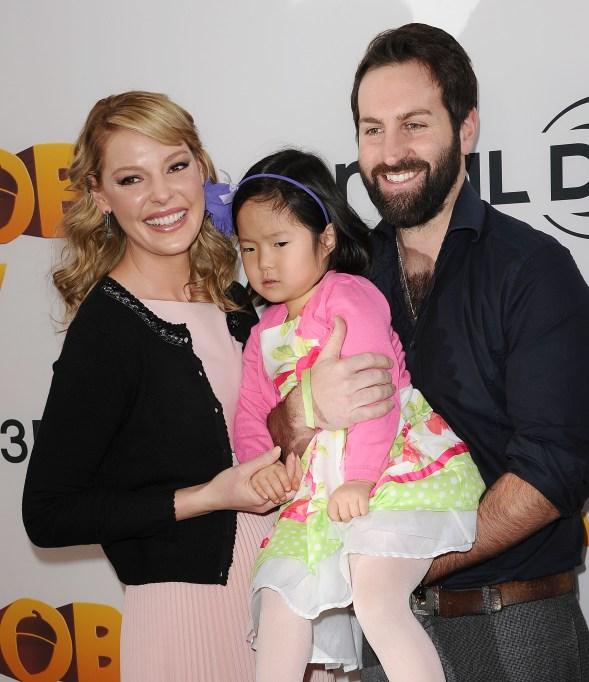 Celebrity Babies Born in November: Nancy Leigh Kelley