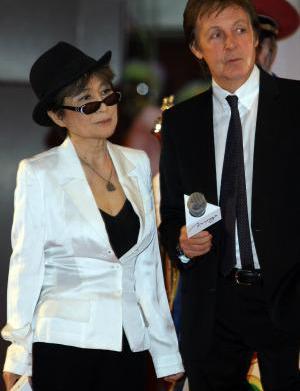 Paul McCartney: Yoko didn't break up