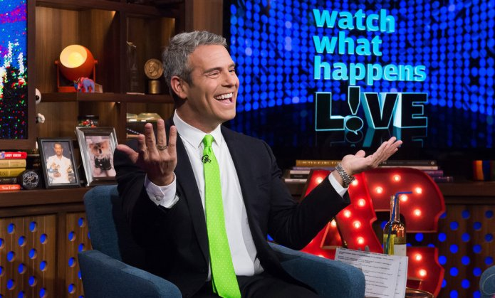 Andy Cohen got laughably pulled into