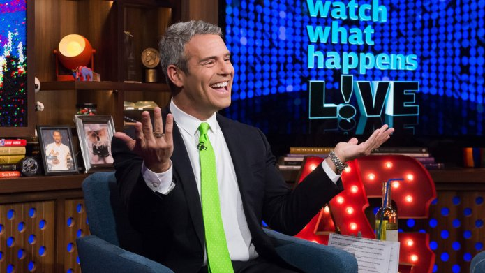 WATCH WHAT HAPPENS LIVE -- Episode