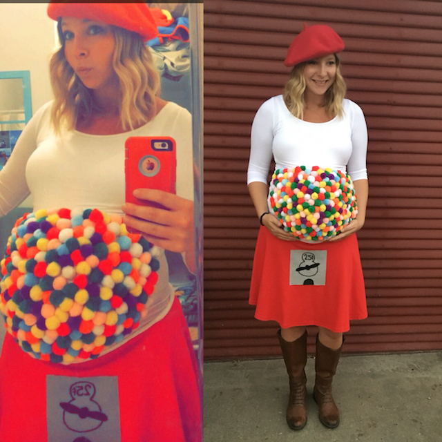 Halloween costumes for expectant mothers