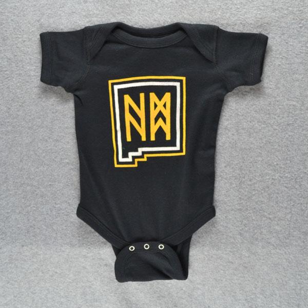 New Mexico Baby Onesie