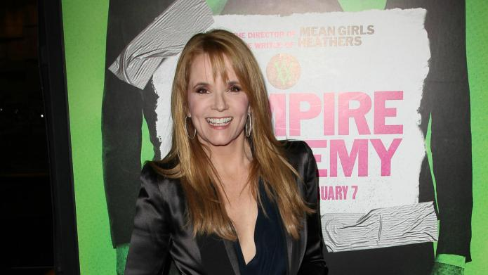 INTERVIEW: Lea Thompson's really nervous about