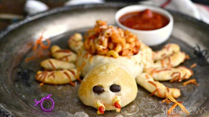 34 Halloween foods that'll take your party to the next level: Spooky breadsticks