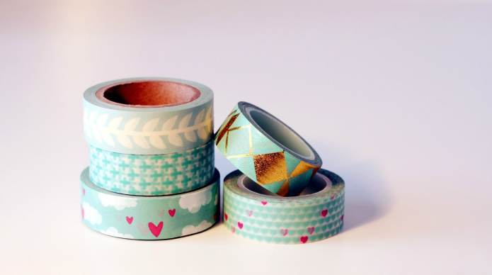 Washi Tape Is the Necessity Your