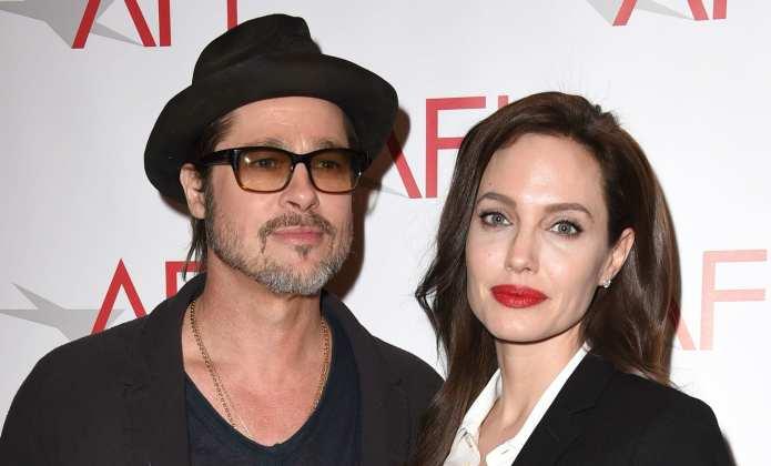 Angelina Jolie's Relationship With Brad Pitt