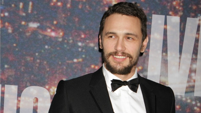 James Franco admits he's gay until