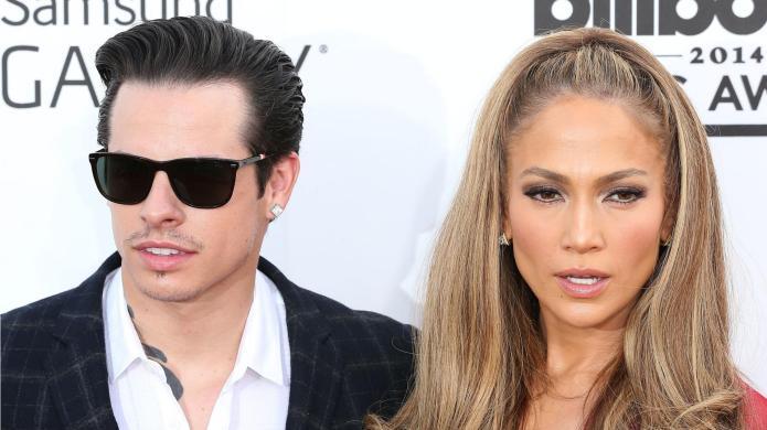 Jennifer Lopez and Casper Smart are