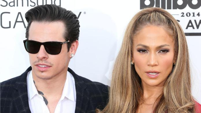 Jennifer Lopez and Casper Smart are