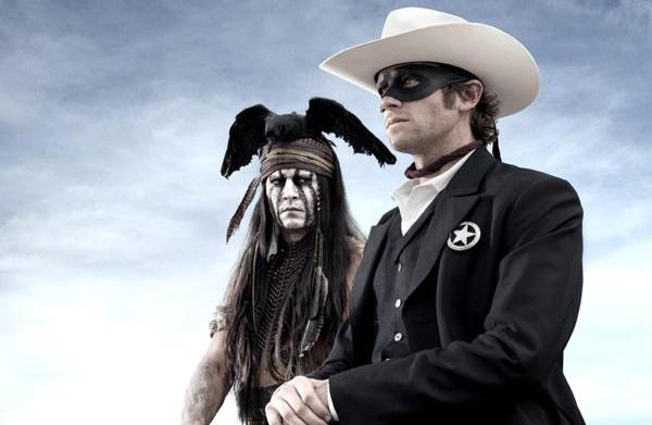 Johnny Depp's The Lone Ranger reportedly