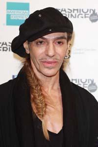 How unfashionable: John Galliano heading to
