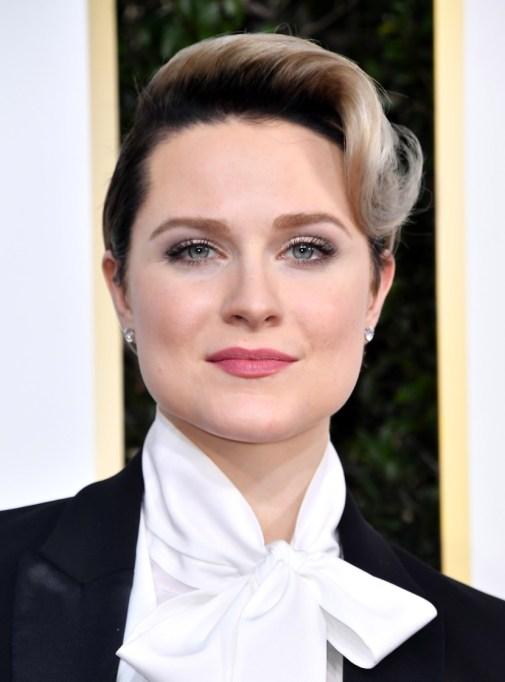 Celebrity Pixie Cuts | Evan Rachel Wood