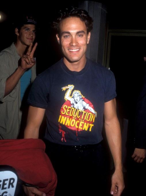 Brandon Lee 1990