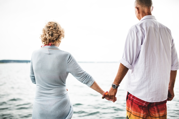 Long marriage has one major benefit