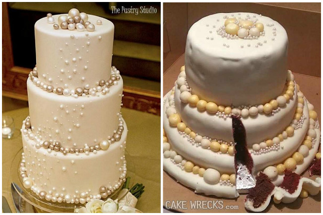 Wedding Cake Fails.10 Amazingly Bad Wedding Cake Fails That Will Scare Any Bride Page