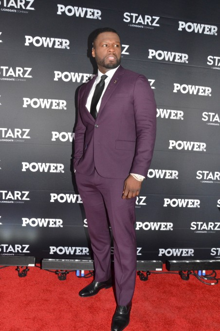 15 Celebrities who Overcame Poverty: 50 Cent