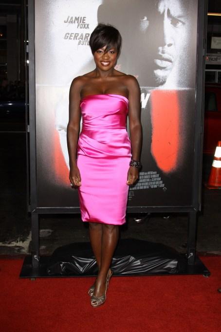 Viola Davis red carpet looks: Viola Davis red carpet looks: Law Abiding Citizen