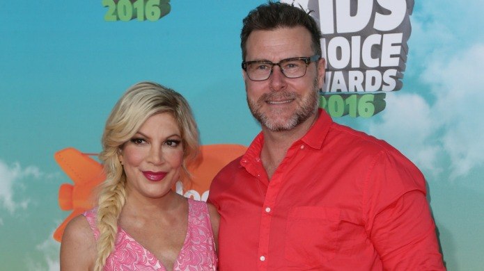 Tori Spelling opens up about repairing