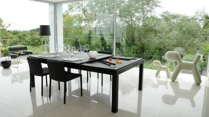 6 Awesome dining tables with a