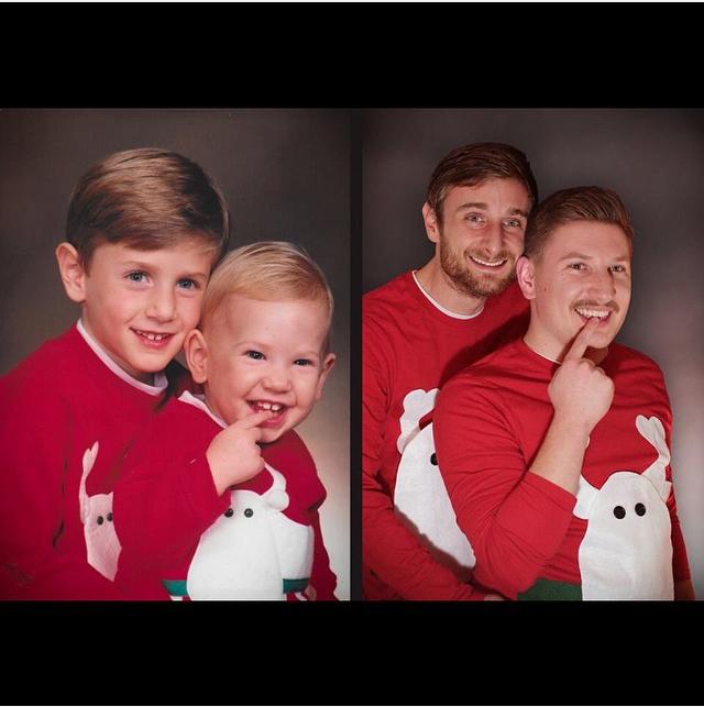 Family Christmas Pajamas Photoshoot.16 Family Christmas Card Photo Ideas That Will Wow Your