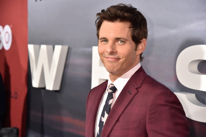 James Marsden of West World Opens Up About His Divorce