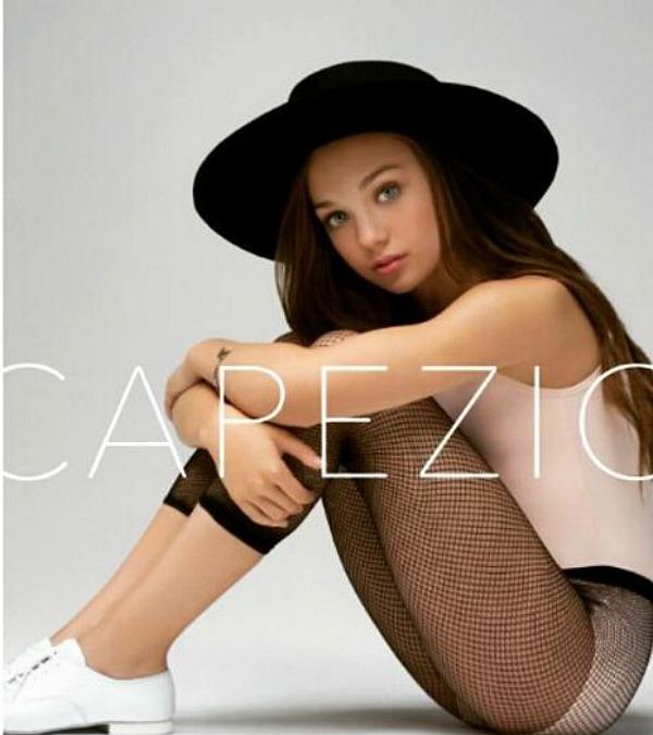 Maddie Ziegler for Capezio
