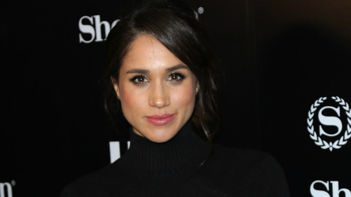 Meghan Markle's Connected to Princess Diana