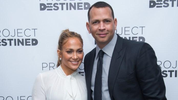 Jennifer Lopez & Alex Rodriguez Are