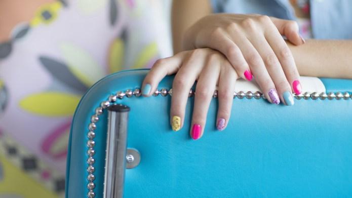 Spray-on nail polish will make your