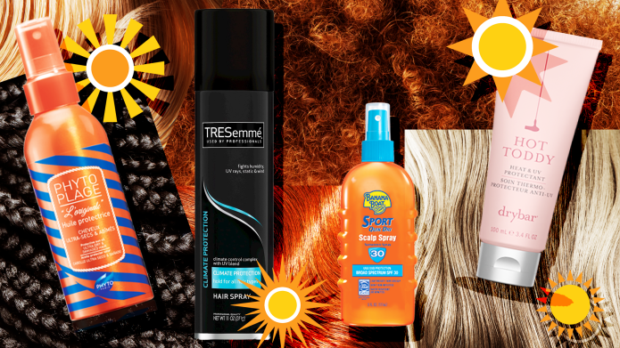 8 Hair Sunscreen Products You'll Want