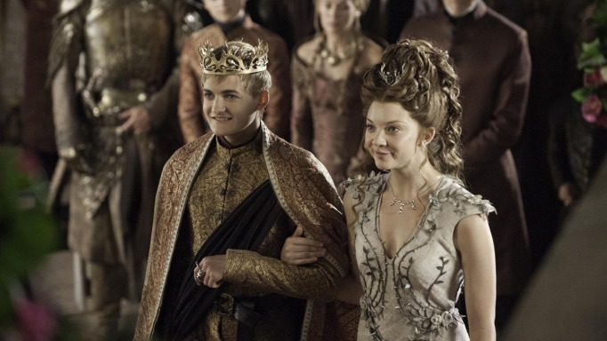GoT's Margaery rocks quite the hairdo at the Purple Wedding