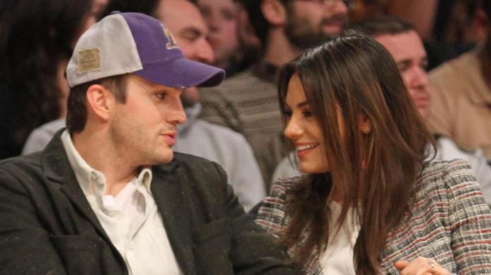 Mila Kunis and Ashton Kutcher planning
