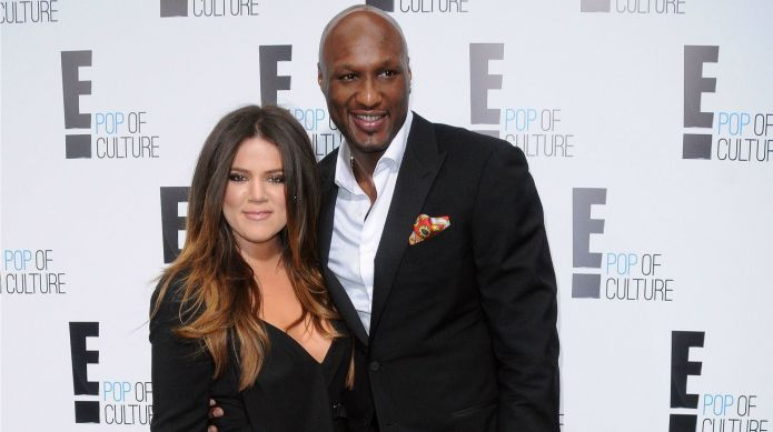 Lamar Odom comes out of hiding
