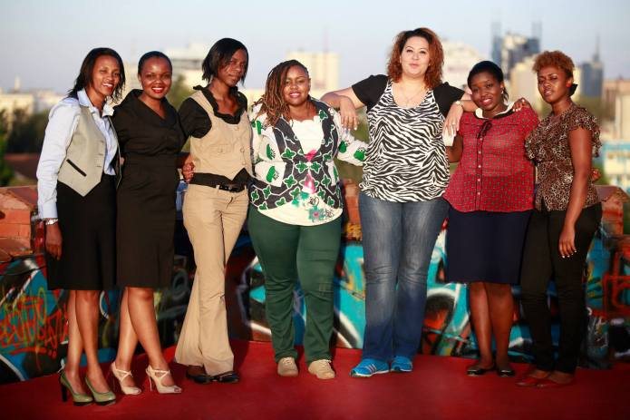 12 inspiring women who used social