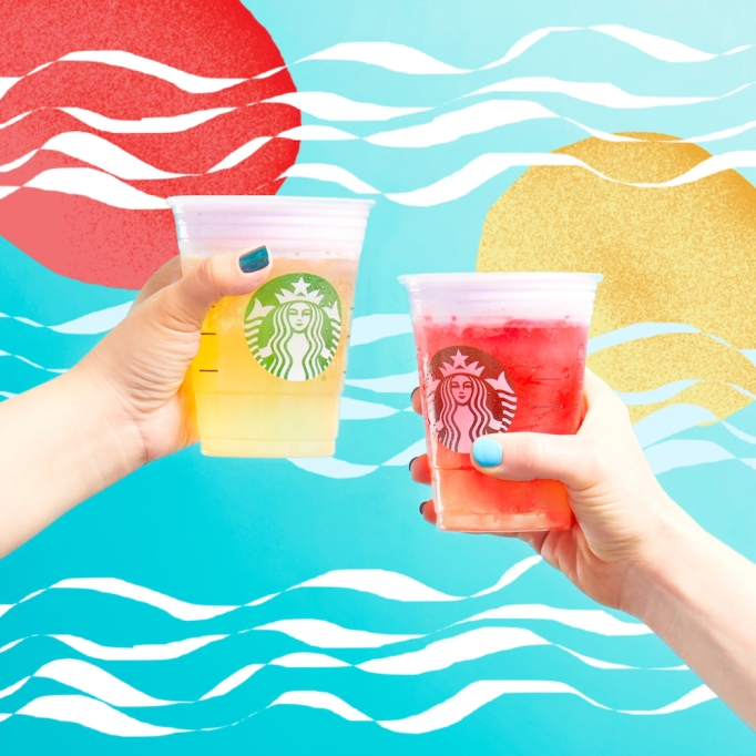 12 Low Calorie Starbucks Drinks Perfect For Summer Sipping